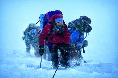 Everest- Jake Gyllenhaal