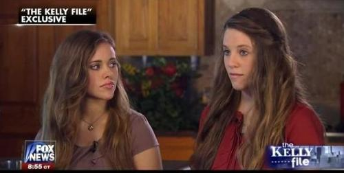 Duggar Daughters With Megyn Kelly: 'Scared' and 'Angry'