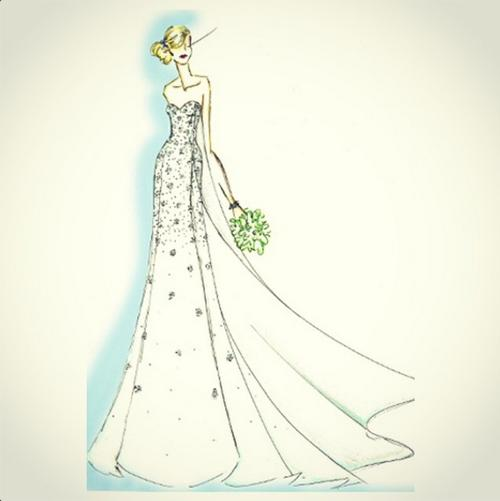 Now You Can Look Like Elsa From 'Frozen' on Your Wedding Day
