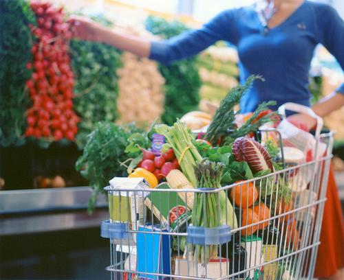 The 6 Golden Rules of a Healthy Grocery Cart