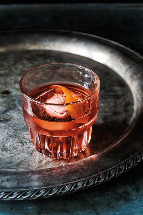 East Indian Negroni Cocktail Recipes — Dishmaps
