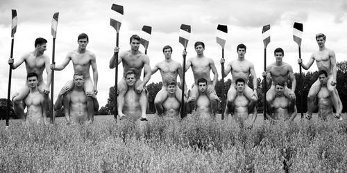 College Crew Team Disrobes to Fight Homophobia and Bullying