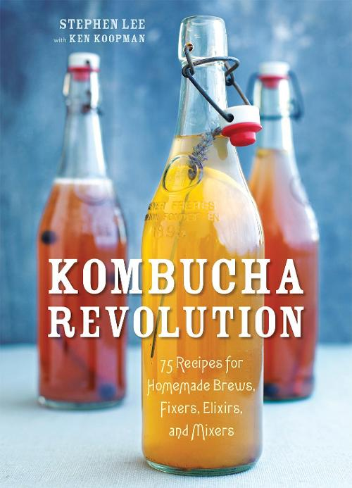 Kombucha Cocktail Recipes for a Bacteria-Rich Buzz