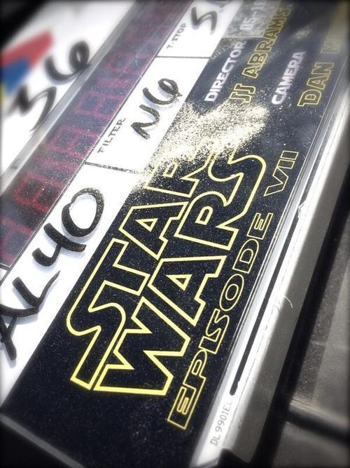 We Found the Secret Clues in the New 'Star Wars: Episode VII' Photo