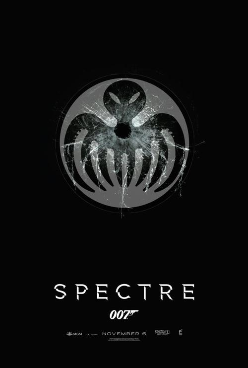 James Bond 24 SPECTRE Advance Poster