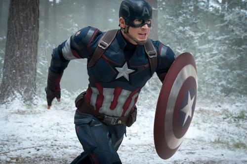 Captain America Will Be Running the Show In 'Age of Ultron'