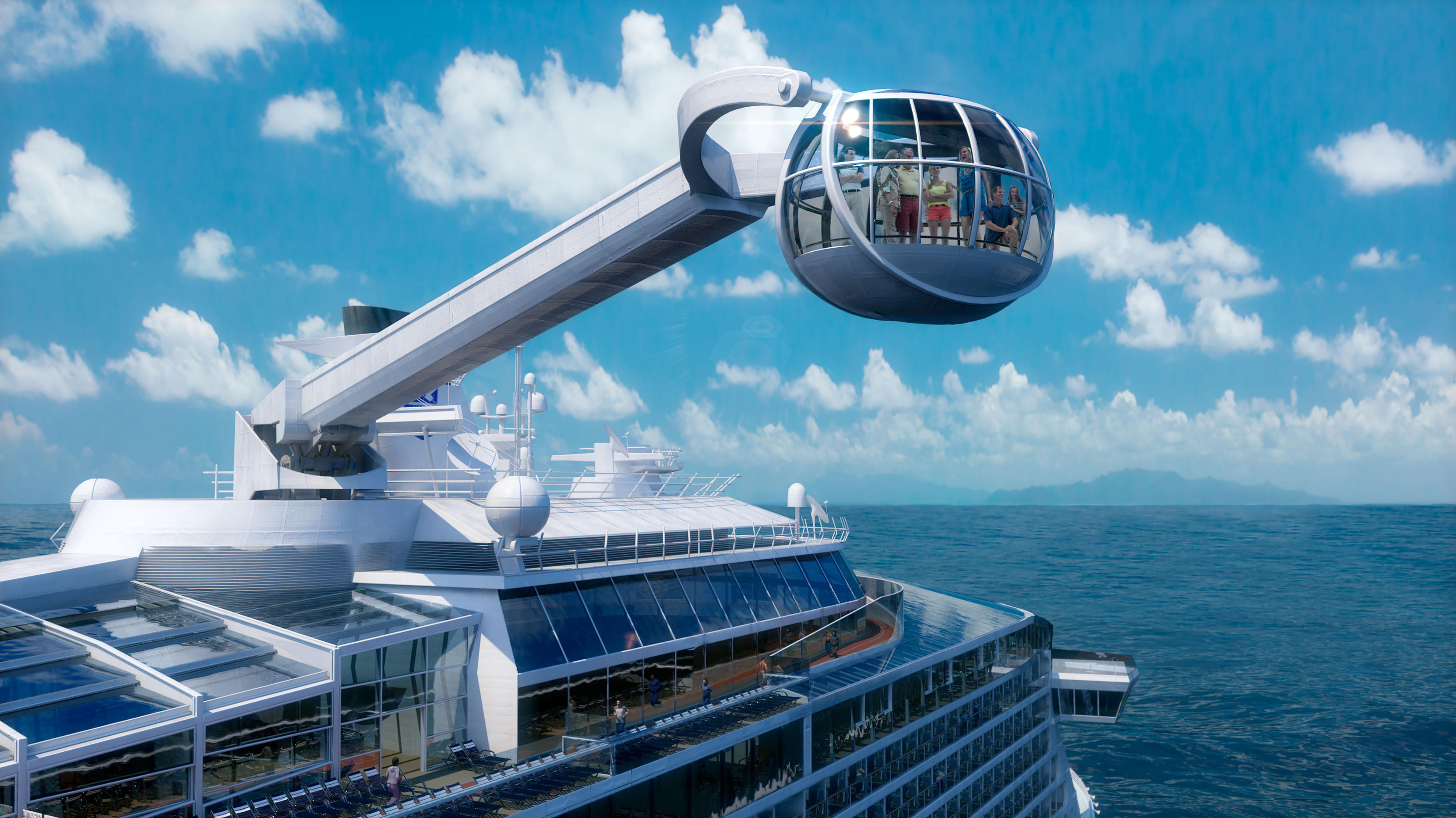 Inside Cruise Ships
