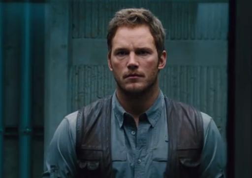 First 'Jurassic World' Teaser Reveals Dinosaurs and a Serious Chris Pratt