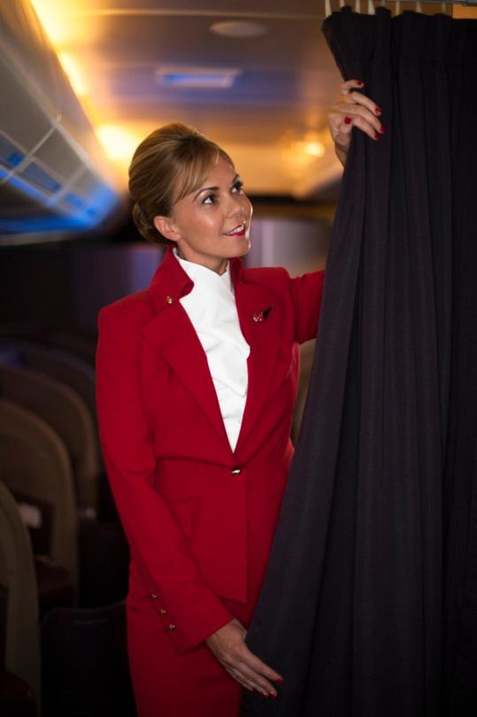 The World S Chicest Flight Attendant Uniforms