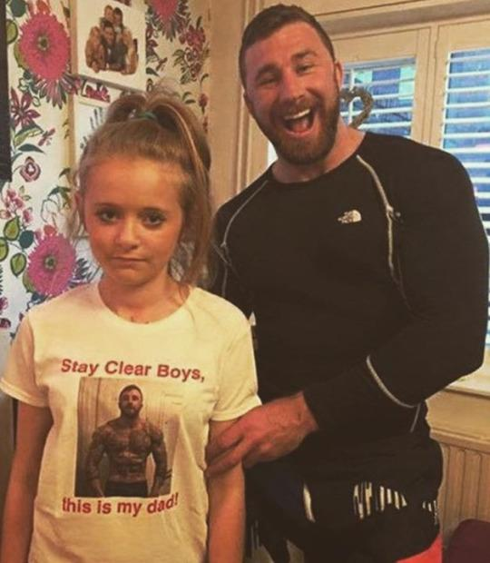 Dad Sends Misguided Message With Daughter's Shirt