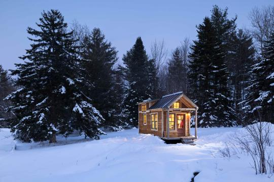 I Quit My Job and Built a Tiny House So I Could Travel