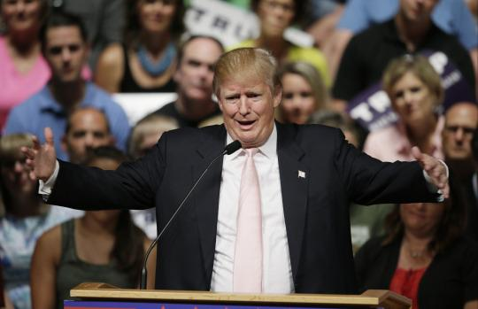 GOP voters: We want more Donald Trump