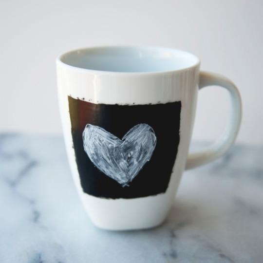 Can You Use Chalk Paint On Mugs