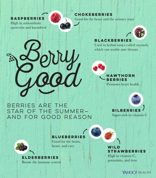 It's Berry Season! The Health Benefits of 8 Different Kinds