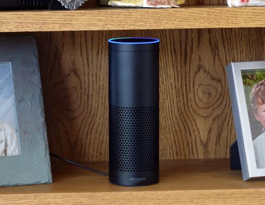Amazon's Echo Brings the 'Star Trek' Computer to Your Home