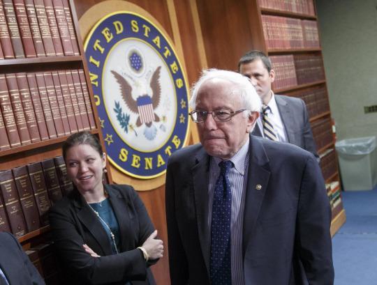 Vermont Sen. Bernie Sanders to announce 2016 presidential run