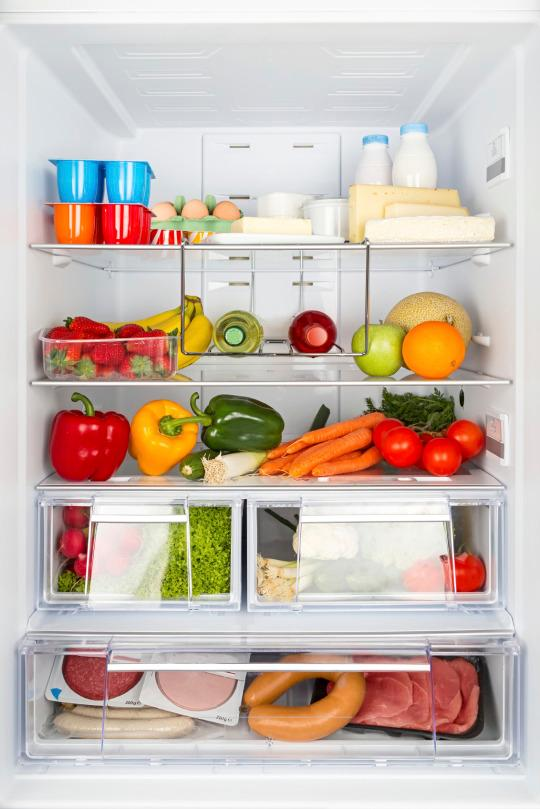 How to Organize Your Refrigerator Like a Chef