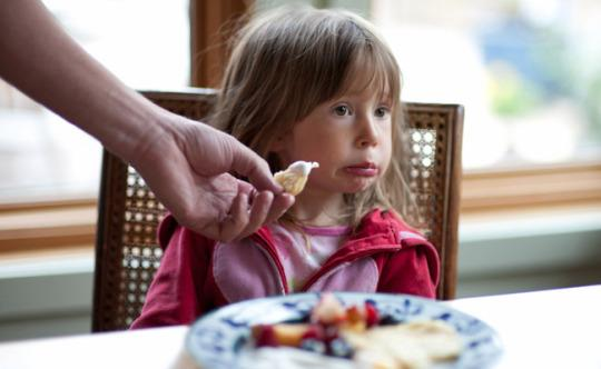 A New Approach to Curing Picky Eaters