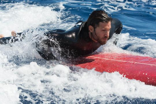 First Photos From the 'Point Break' Remake Wash Ashore
