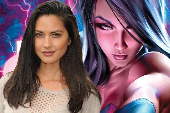 Olviia Munn cast as Psylocke in X-Men: Apocalypse