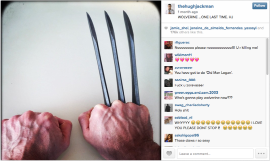 Hugh Jackman Makes It Official: 'Wolverine 3' 'Will Be My Last' as X-Man
