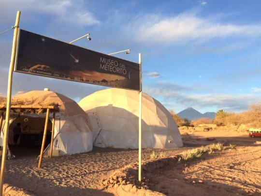 This Couple Built a Meteorite Museum in the Middle of the Desert—And It's Awesome