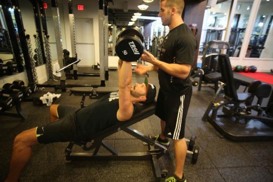 Workout Programs Yahoo