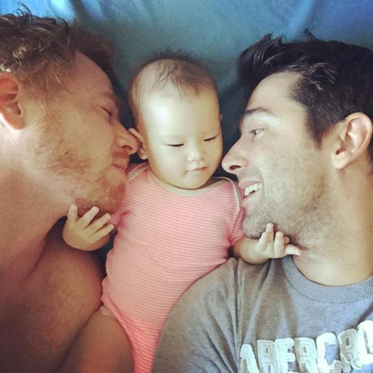 Legal Battle Erupts Between Surrogate Mom and Gay Dads