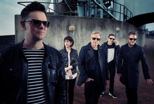 New Order Drops First Single From New Album