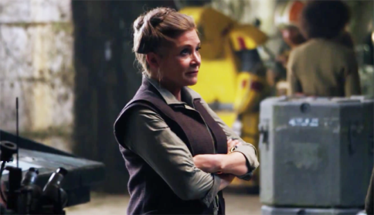New 'Star Wars: The Force Awakens' Behind-the-Scenes Video Reveals Princess Leia's Return and Much More