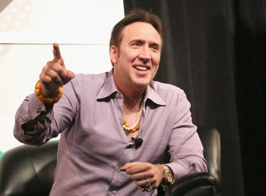 Nicolas Cage on Sex Scandals, Bad Critics and 'Superman Lives'
