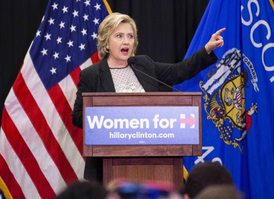 Hillary Clinton pledges to tackle campus sexual assault