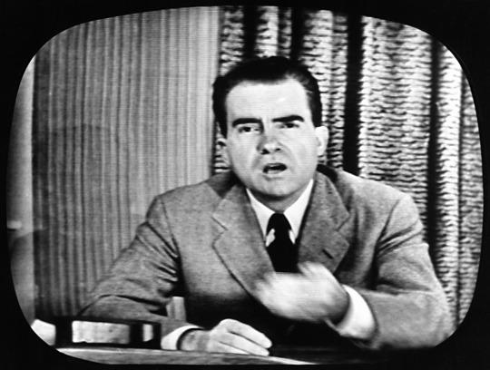 richard nixon checkers speech essay
