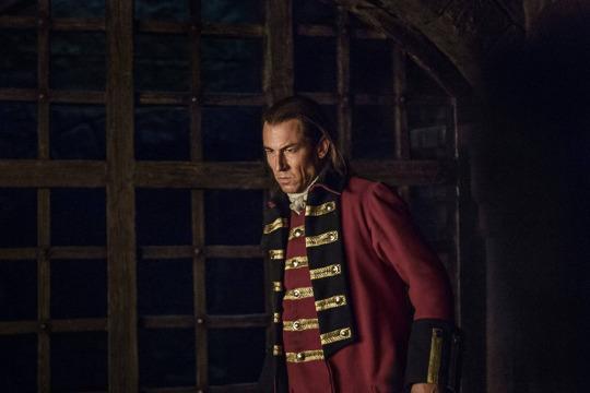 'Outlander' Postmortem: Tobias 'Black Jack' Menzies Is Back and Creepier Than Ever
