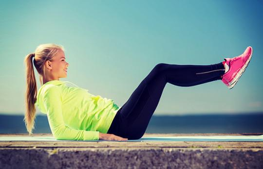 Short On Time? Your 6-Minute Ab Workout