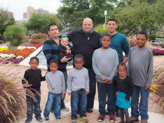 Two Dads Adopt Their Seventh Child, a Gay Teen