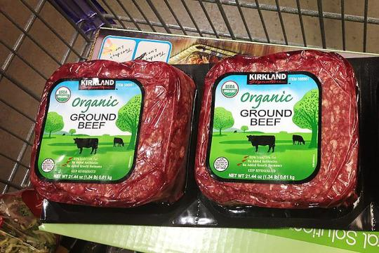 Grass Fed Hot Dogs Costco