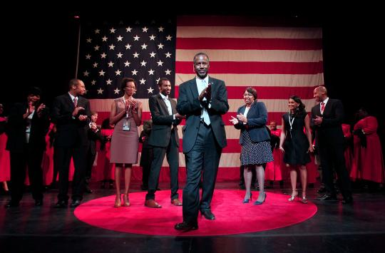 The Ben Carson Campaign Website: A Review