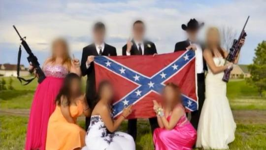 Mom of Student in Controversial Prom Photo Speaks Out