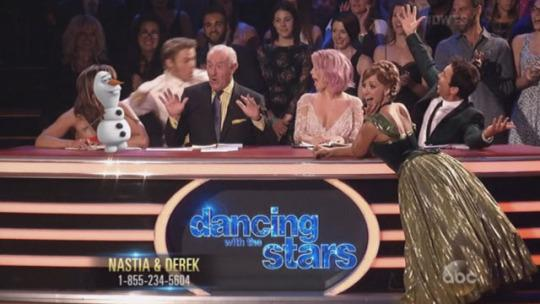 'Dancing With the Stars' Recap: Disney Whirled