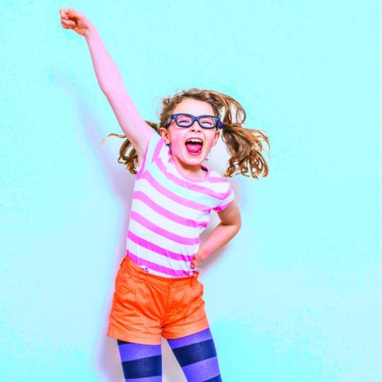 The One Word That'll Ignite Your Child's Confidence
