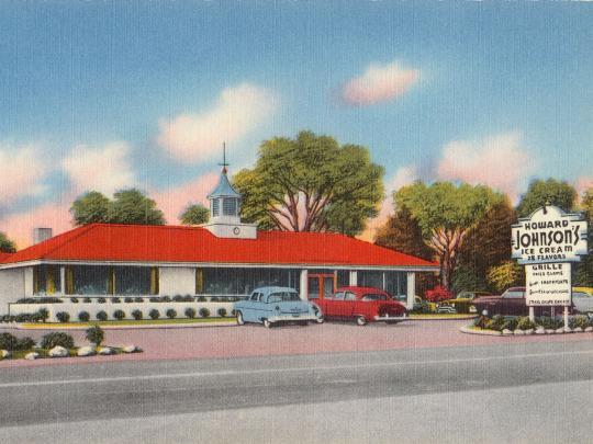 One of the Last 3 Remaining Howard Johnson's Restaurants Closes