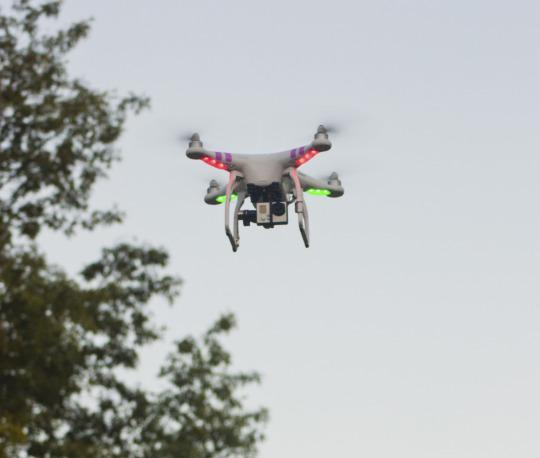 There'sa Drone Flying Over My House. Can I Shoot It?