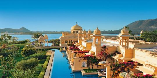 Is This Indian Hotel the Best in the World?
