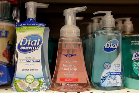 The Dirty Truth About Antibacterial Soaps