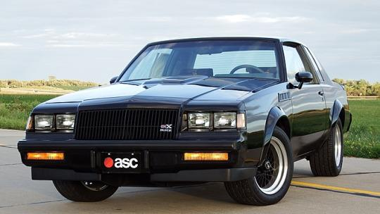 1987 Buick GNX With 16 Miles Aims For Ferrari Money At Mecum