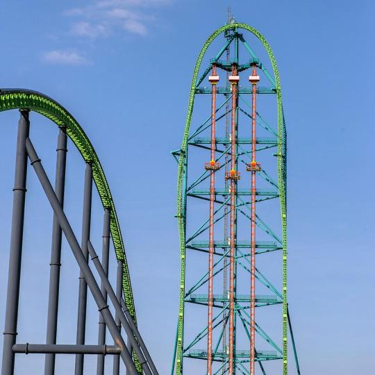 Happy National Roller Coaster Day The 7 Scariest Rides In The U S