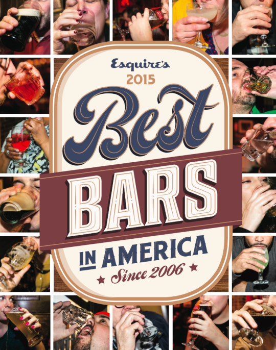 Esquire Names the Best Bars in America for 2015