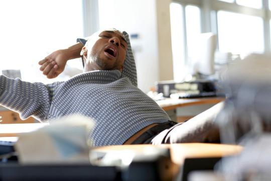 The Surprising Reason You're Tired All the Time