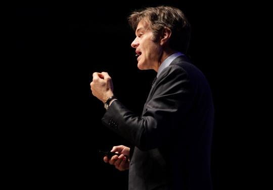 Dr. Oz Defends Medical Advice After Calls For Dismissal From Columbia University